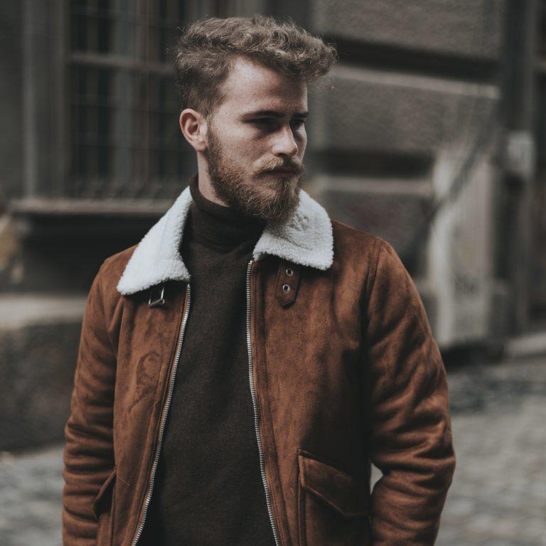 Tendencias 2018 en abrigos y chamarras para hombre