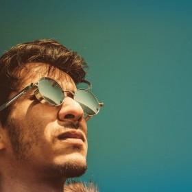Lentes de sol de hombre