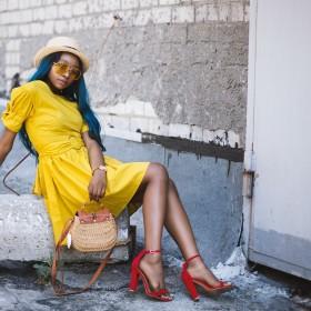Los vestidos amarillos