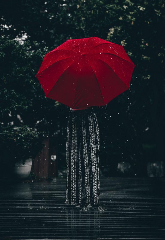 looks para la lluvia
