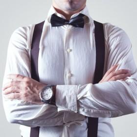 Camisa de manga larga de hombre