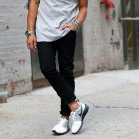 Skinny jeans de hombre