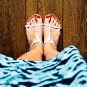 Zapatos imprescindibles para verano