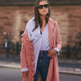 Camisas Oversized: moda a lo grande