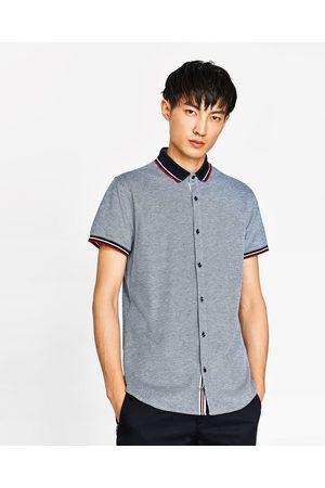 Compra Hombre Ahora ¡compara Polo Camisa Zara Y Blusas De Camisas qwzU4z