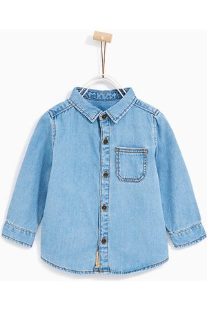 Zara CAMISA DENIM