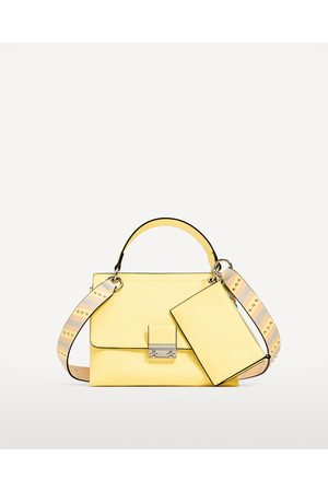 Y Mujer; Carteras Monederos Producto Zara gt; Mujer Amarillas; 1 Amarillas De RPZwxFq