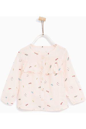 5e6840697 Ropa de niña Zara blusas y camisas moda ¡Compara ahora y compra al ...