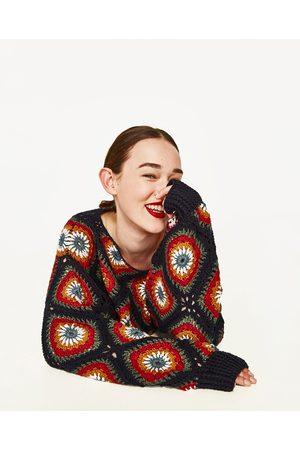 Mujer Suéteres - Zara JERSEY CROCHET