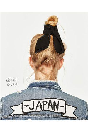 Mujer De mezclilla - Zara CAZADORA DENIM JAPÓN