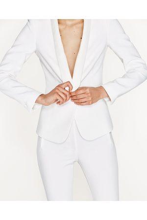 Mujer Sacos - Zara BLAZER SMOKING - Disponible en más colores