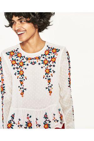 Blusas de mujer Zara y camisas moda ¡Compara ahora y compra al mejor ... 33a70ac708ac1