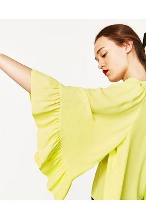 Mujer Suéteres abiertos - Zara CUERPO MANGA KIMONO - Disponible en más colores