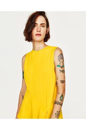 Mujer Camisas - Zara CUERPO ASIMÉTRICO