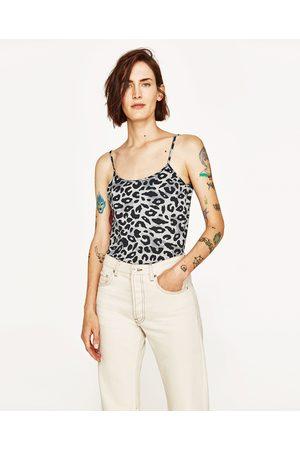Mujer Body - Zara BODY ESPALDA DESCUBIERTA - Disponible en más colores