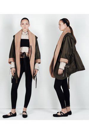 Mujer Leggings y treggings - Zara LEGGING DETALLE BAJO
