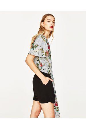 Mujer Shorts - Zara BERMUDA FLUIDA - Disponible en más colores