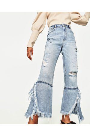 De Ahora Al Zara Pantalones Mujer Jeans Mejor Compra Campana Y Precio ¡compara pxqBwdC7d