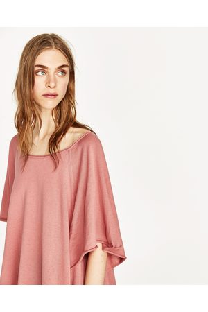 Mujer Tops - Zara TOP MANGA CAPA - Disponible en más colores
