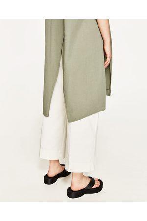 Mujer Blusones - Zara TÚNICA ESPALDA ABIERTA - Disponible en más colores
