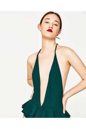 Mujer Trajes de baño completos - Zara BAÑADOR CUELLO HALTER