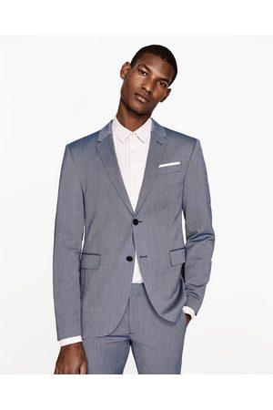 Sacos de hombre Zara traje chaqueta ¡Compara ahora y compra al mejor ... c1179a6a940