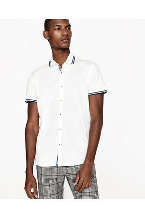 df5cf28a5 Camisas Y Blusas de hombre Zara tienda moda ¡Compara ahora y compra al  mejor precio!