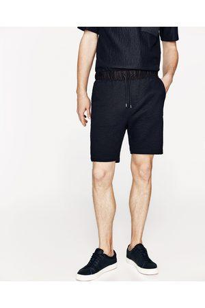 Hombre Bermudas - Zara BERMUDA SEERSUCKER - Disponible en más colores