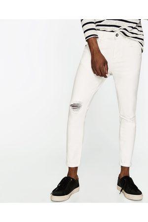 Hombre Skinny - Zara DENIM CARROT SKINNY - Disponible en más colores