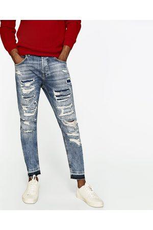 Hombre Skinny - Zara DENIM SKINNY FIT