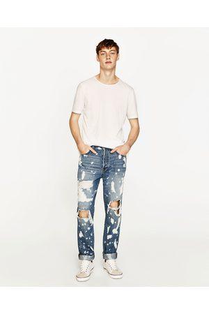 Hombre Jeans - Zara DENIM REGULAR FIT