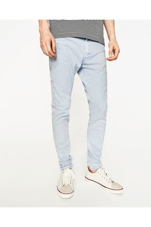 Hombre Skinny - Zara DENIM SLIM FIT LAVADO - Disponible en más colores