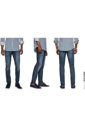 Hombre Skinny - Zara DENIM SLIM FIT - Disponible en más colores