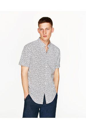 colores Disponible en FLORES ESTAMPADA Zara Camisas más CAMISA Hombre OngaA8qw
