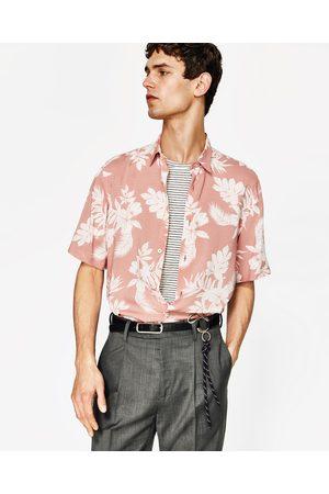 c750ef491a41d Camisas de hombre Zara blusas y camisas ¡Compara ahora y compra al ...