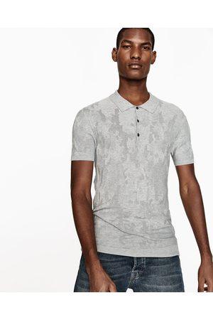 Hombre Polos - Zara POLO CAMUFLAJE - Disponible en más colores