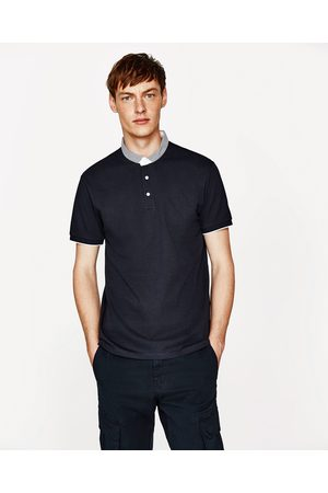 Hombre Polos - Zara POLO PIQUÉ - Disponible en más colores