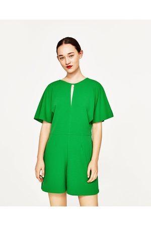 Mujer Cortos - Zara MONO CORTO - Disponible en más colores