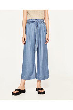 Mujer Ahora Anchos Pantalones Cinturones Y Tirantes De ¡compara OTFxpwq1x afa2009f7a4