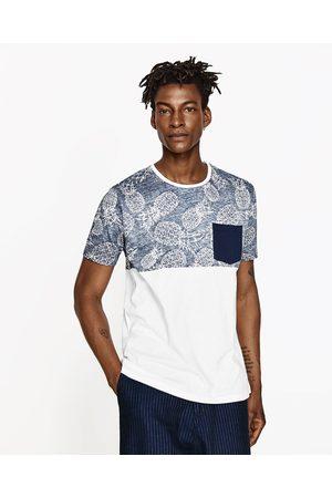 Hombre Camisetas interiores - Zara CAMISETA PRINT INTERIOR - Disponible en más colores