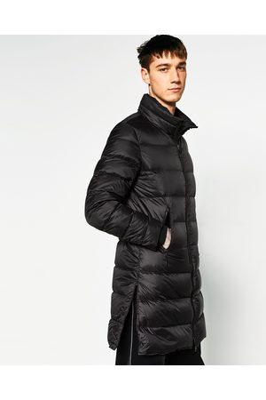 Abrigo de hombre de zara