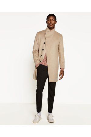 Abrigos de hombre Zara tienda moda ¡Compara ahora y compra al mejor ... 4e53a2730e9