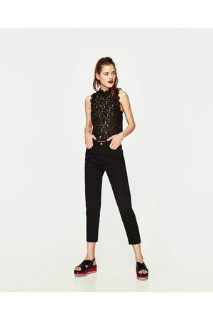 Zara TOP ENCAJE - Disponible en más colores