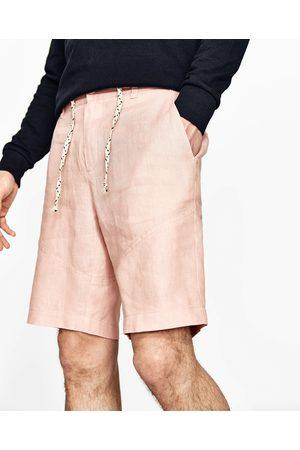 Zara BERMUDA LINO - Disponible en más colores