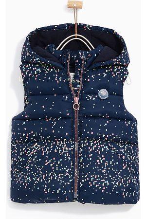 Zara CHALECO NYLON CAPUCHA - Disponible en más colores