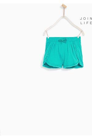 falda pantalon niña zara