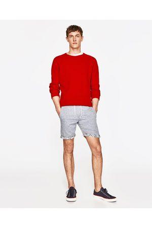 Hombre Bermudas - Zara BERMUDA ESTAMPADO - Disponible en más colores