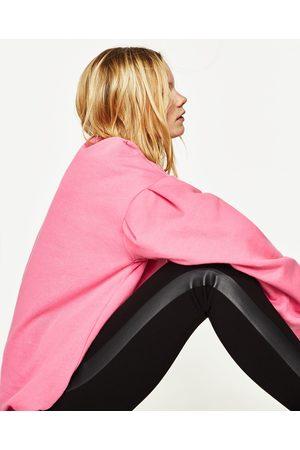 Zara LEGGING COMBINADO LATERAL
