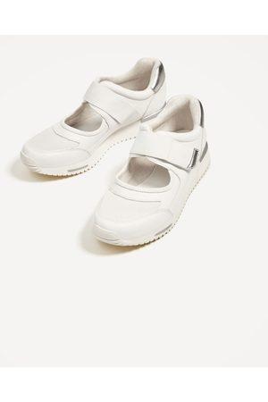 Mujer Zapatos - Zara DEPORTIVO CIERRE ADHERENTE
