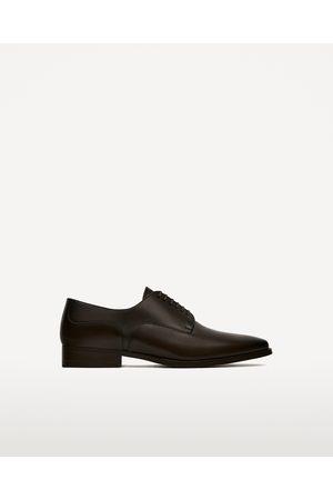 Hombre Zapatos - Zara ZAPATO PIEL MARRÓN
